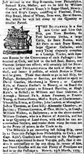 Belfast Newsletter 4 Apr 1775