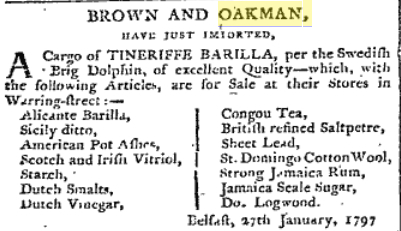 Brown & Oakman