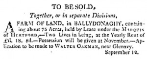 Belfast Newsletter 19 Sep 1806