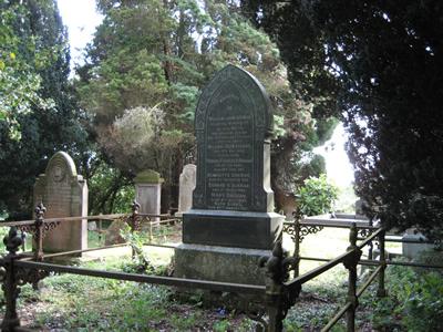 Oakman Grave at Templecormac